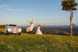 maleny wedding at one tree hill