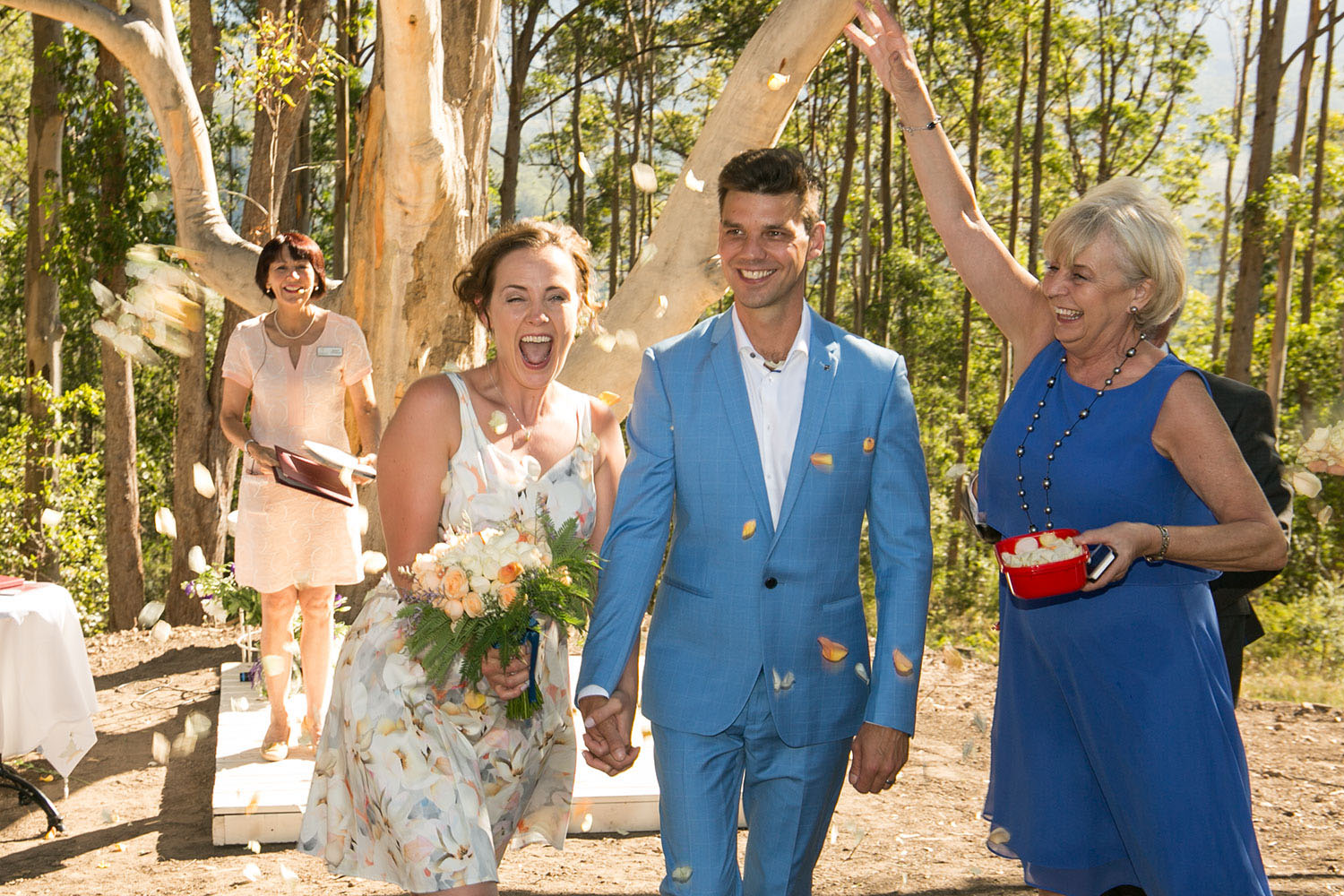 wedding sunshine coast hinterland