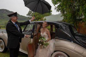Wedding car Birti classic car