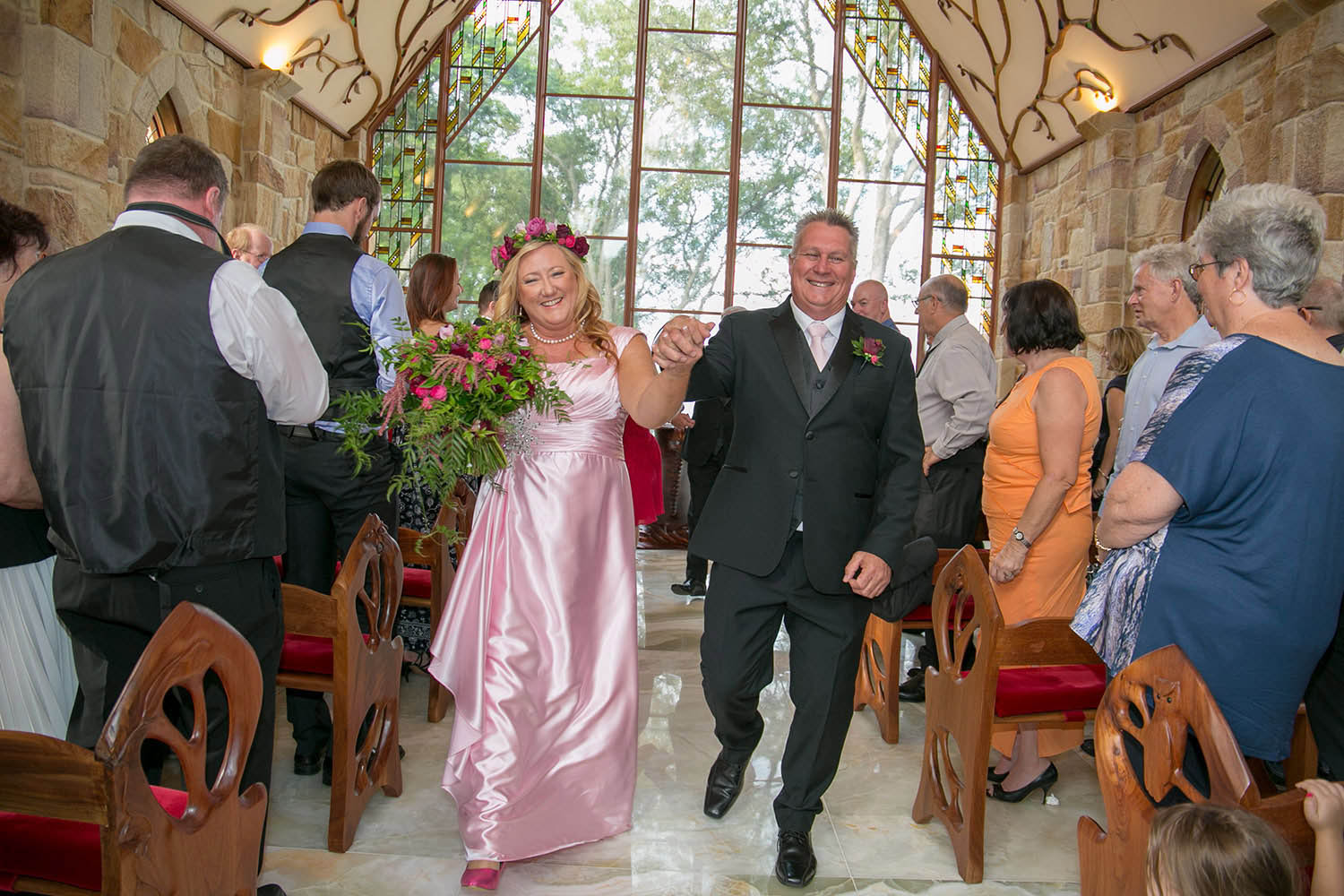 wedding at the chapel montville