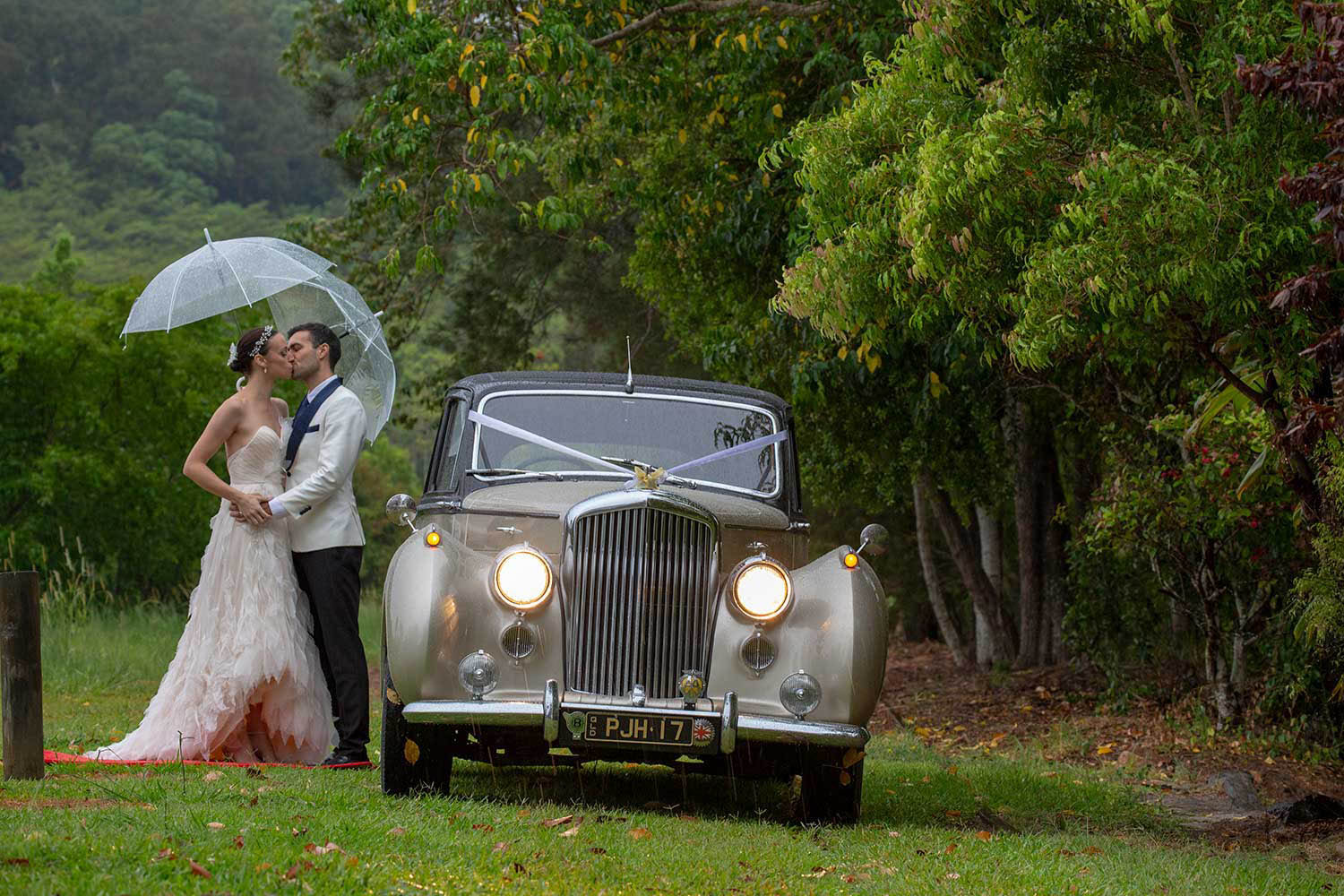 The Rocks Yandina wedding venue