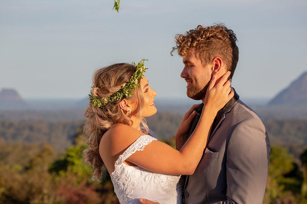 Wedding at Maleny Botanic Gardens by Malenyweddingphotography