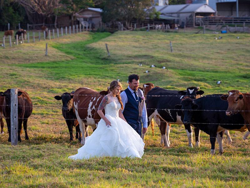 BridalcoupleruralweddingbyMalenyweddingphotography
