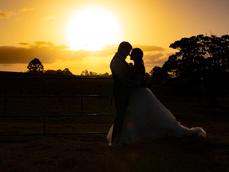 BridalcouplesunsetweddingbyMalenyweddingphotography